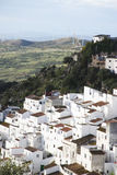 Casares, spain Foto de Stock Royalty Free