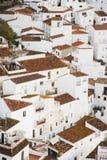 Casares, Spanien lizenzfreies stockbild