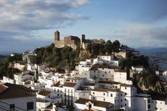 Casares, Spanje Stock Afbeelding