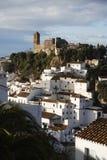 Casares, Spanje stock afbeeldingen
