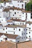 Casares village Stock Image