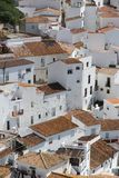 Casares village Royalty Free Stock Image