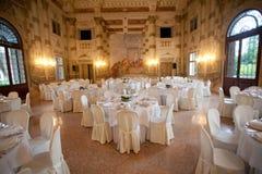 Casarse banquete Fotos de archivo libres de regalías
