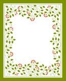 Casarse el fondo floral de la invitación Libre Illustration