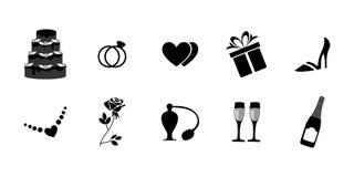 Casarse negro determinado Imágenes de archivo libres de regalías