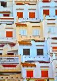 Casas Imagen de archivo libre de regalías