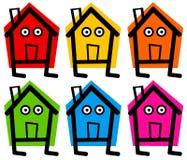 Casas libre illustration