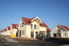 Casas Fotografia de Stock