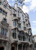 Casas Batllo Imagem de Stock