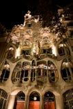 Casas Batllo, Barcelona Imágenes de archivo libres de regalías