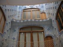 Casas Batllo Barcelona Imagenes de archivo