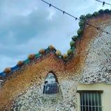 Casas Battlo, Barcelona imágenes de archivo libres de regalías