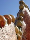 Casas Battlo, Barcelona Imagen de archivo libre de regalías