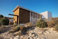Casas bioclimáticas en el sur de la isla de Tenerife el 3 de enero de 2016 Fotos de archivo