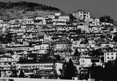 casas bonitas em preto e branco fotos de stock royalty free