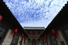 Casas chinesas antigas Fotos de Stock