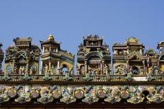 Casas chinesas bonitos imagem de stock royalty free