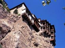 Casas Colgadas, Cuenca, Spain. Stock Image