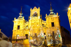 Casas consistoriales, Astorga Royalty Free Stock Photos