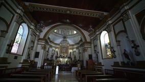 casas cristobal de las SAN απόθεμα βίντεο