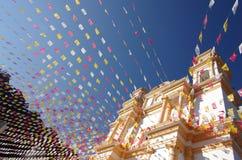 casas cristobal De Las San Zdjęcie Stock