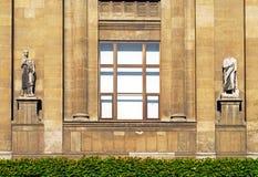 Casas da arqueologia Museum Fotografia de Stock