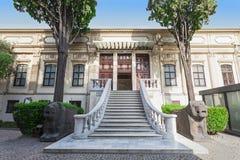 Casas da arqueologia Museum Imagem de Stock Royalty Free