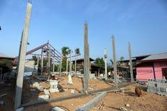 Casas da construção Foto de Stock