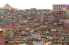 Casas da monge Imagens de Stock