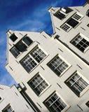 Casas de Amsterdam Fotos de archivo libres de regalías