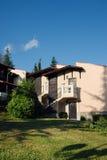 Casas de campo da montanha Foto de Stock Royalty Free