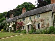 Casas de campo inglesas fotografia de stock royalty free