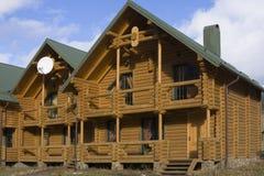 Casas de campo para o aluguel fotos de stock royalty free