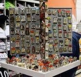 Casas de cerámica Imagenes de archivo