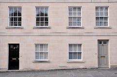 Casas de ciudad de Londres Imagenes de archivo