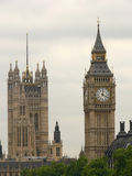 Casas de Parlament Fotos de archivo