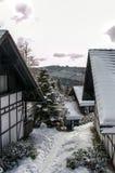 Casas de Sauerland imagens de stock royalty free