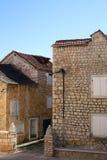 Casas de Sutivan Fotografía de archivo