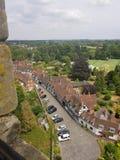 Casas de Tudor fotografia de stock royalty free