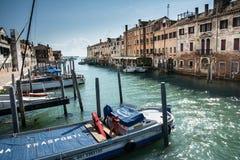 Casas de Venecia imágenes de archivo libres de regalías