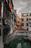 Casas de Veneza imagens de stock royalty free