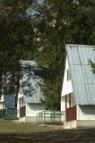 Casas de verão Fotos de Stock