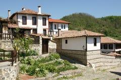 Casas de Zlatograd 16 Foto de archivo