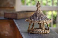 Casas decorativas do pássaro Imagens de Stock Royalty Free