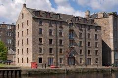 Casas del 3area de embarque Imagenes de archivo