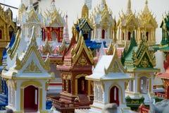 Casas del alcohol en Tailandia Fotos de archivo libres de regalías