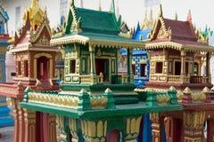 Casas del alcohol en Tailandia Foto de archivo