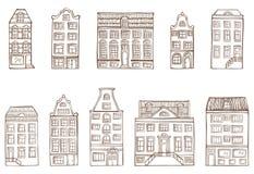 Casas del bosquejo