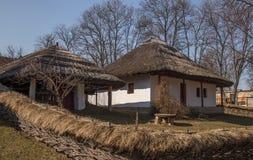 Casas del campo Imagen de archivo