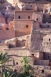 Casas del Ksar AIT Ben Haddou. Fotos de archivo